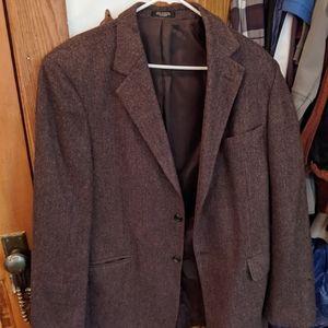 Brown Vintage Sports Coat